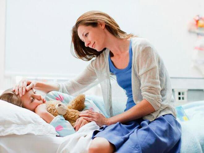 Как оплачивается больничный по уходу за детьми?