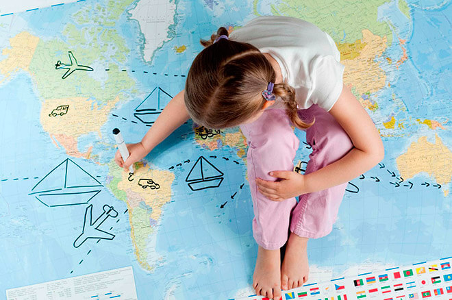 Оформление запрета на вывоз ребенка за границу