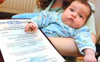Индексируется ли материнский капитал?
