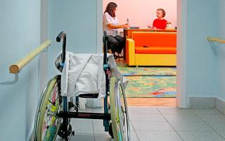 Повышение пенсии детям инвалидам