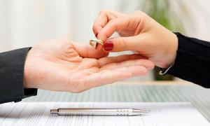 Образец заявления на расторжение брака в ЗАГС